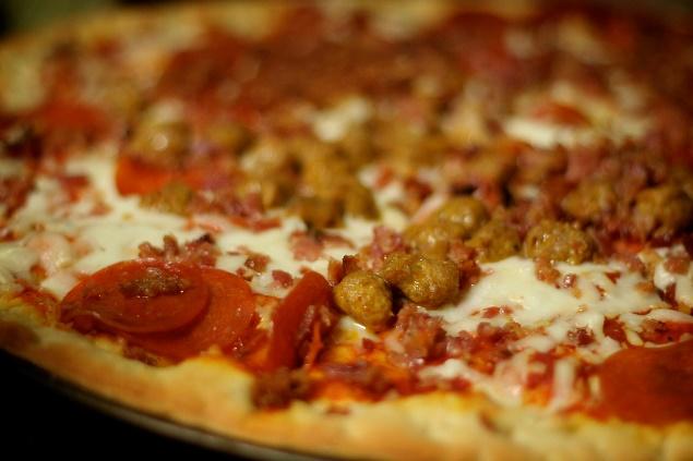 Pizza in Lincoln