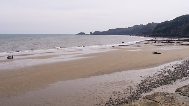 Saundersfoot, Wales by Ed Webster |CC 2.0