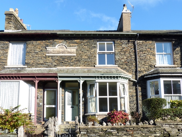 Family holiday cottage in Windermere