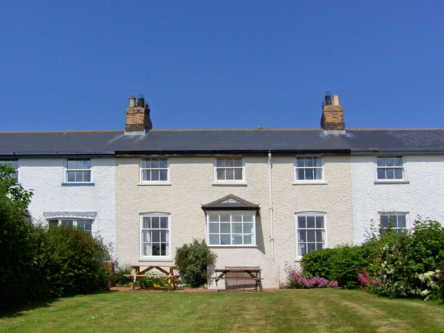 Northumberland coast holiday cottage