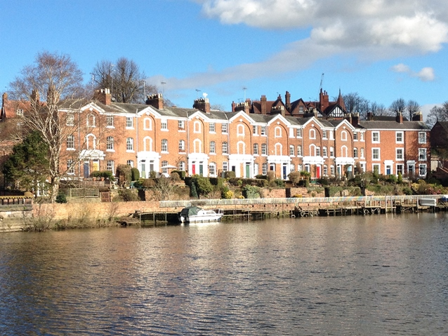Family holiday cottage in Chester