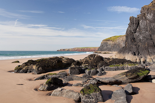 Musselwick Sands by David Evans / CC BY 2.0