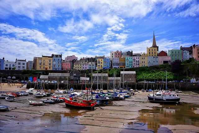 Tenby Harbour by Richardjo53 - CC 2.0