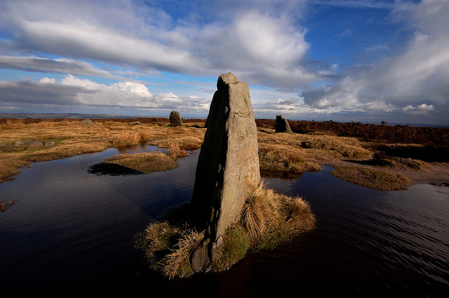 Ilkley Moor by blinking idiot / CC BY-ND 2.0