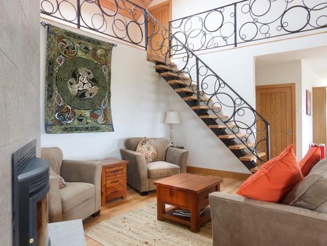 Luxury holiday cottage in Ireland