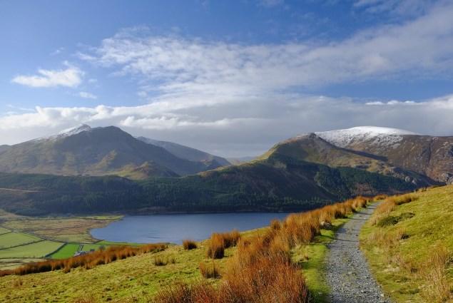 Snowdon Wales