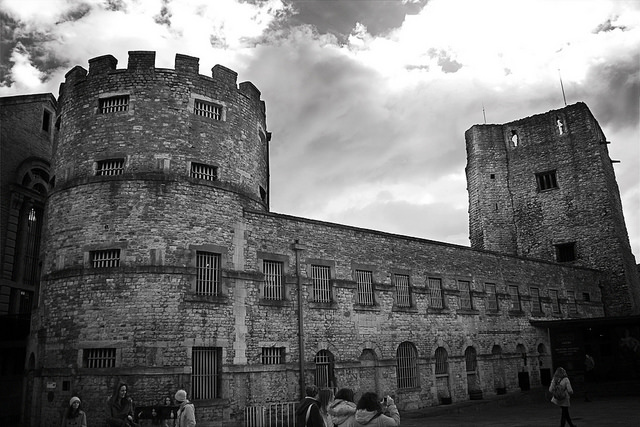 Oxford Castle - 2 by Alexander Booth - CC 2.0