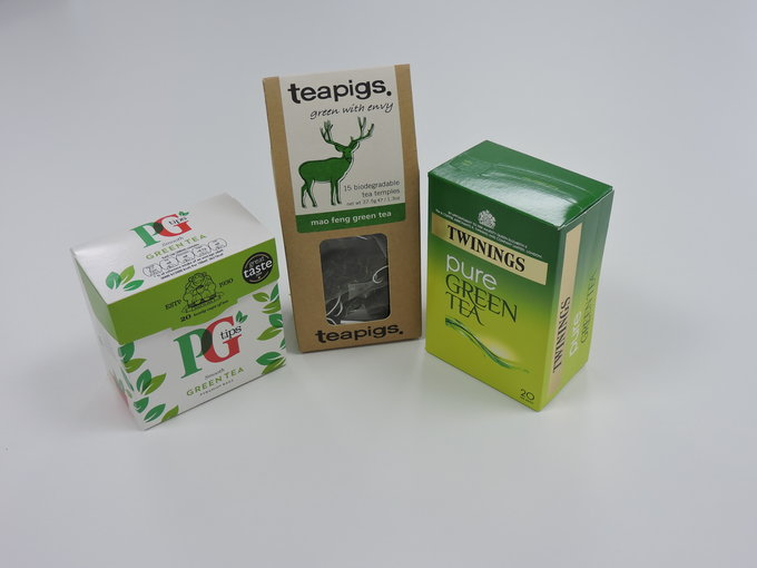 Tea Review