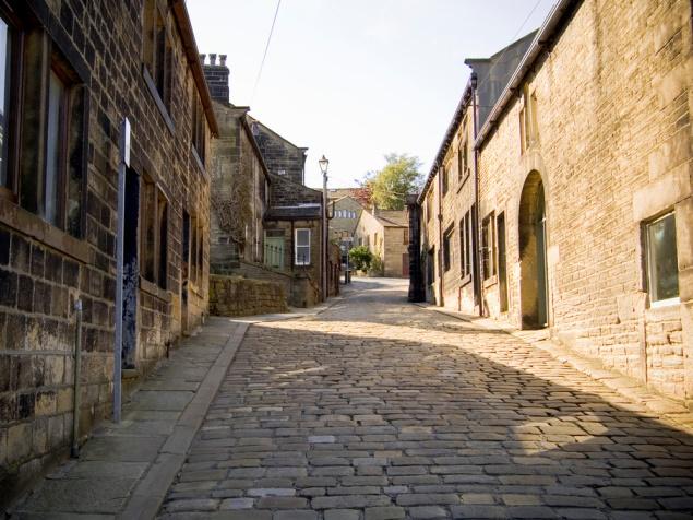 Heptonstall, Yorkshire