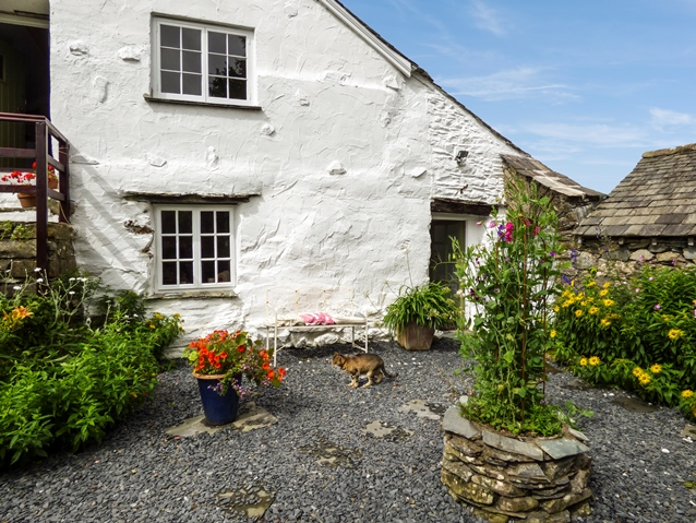 Romantic holiday cottage in the Lake District