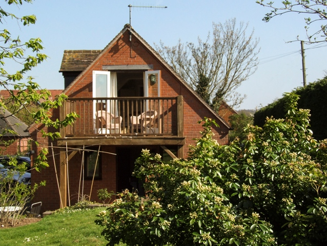 Romantic holiday cottage in Stratford upon Avon