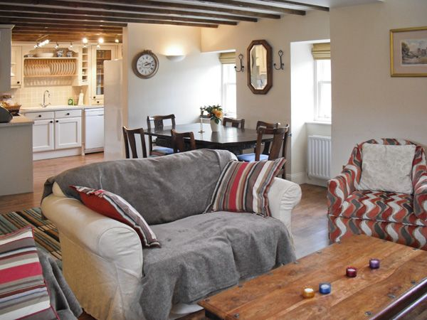 The Coach House Living Room