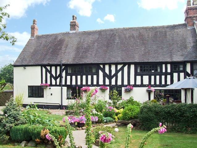 Holiday cottage in Staffordshire