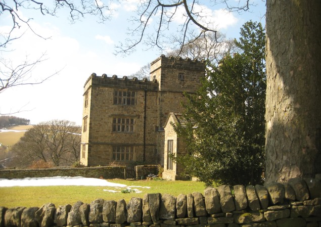 North Lees Hall, Hathersage