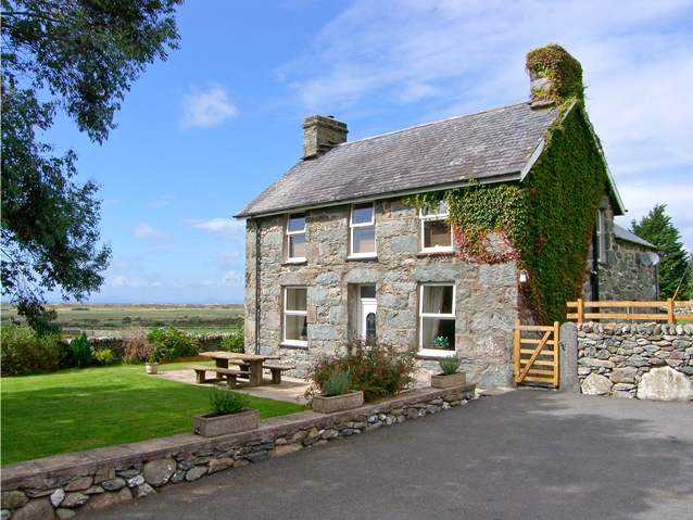 Dog friendly cottage in Snowdonia