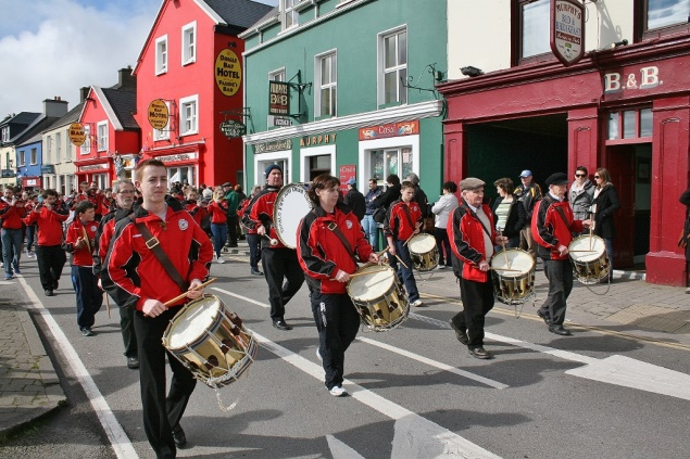St Patricks Day, Dingle