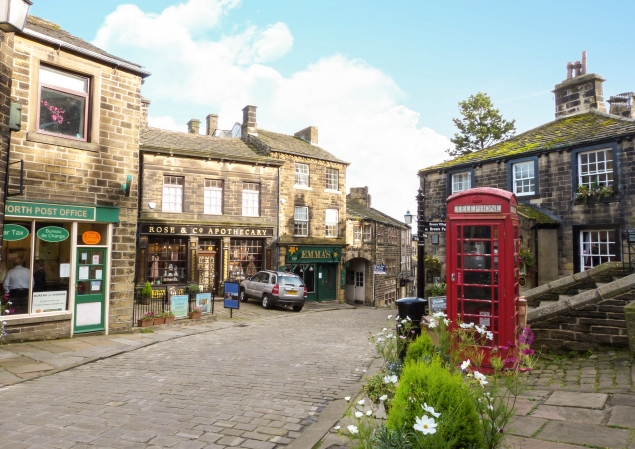 Haworth, Yorkshire