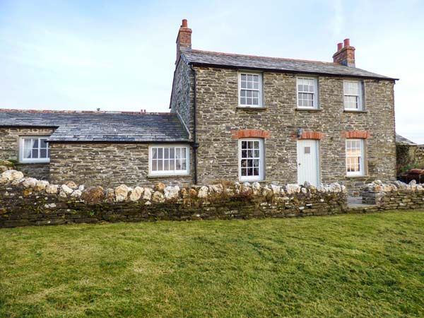 Home Farm Cottage, Boscastle