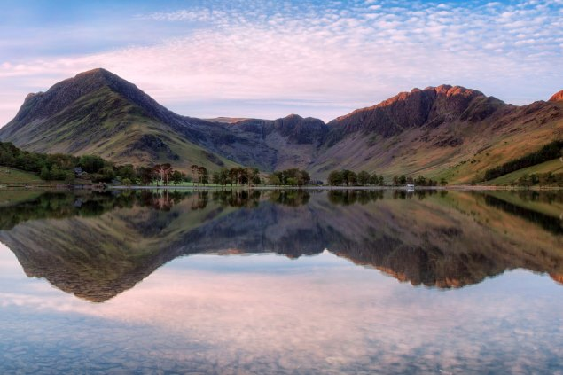 Buttermere Lake, Lake District