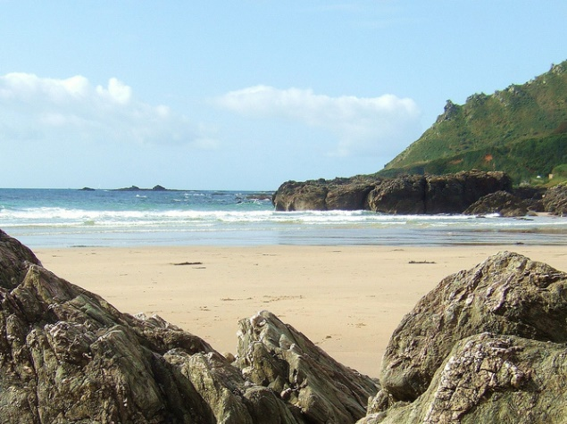 Lannacombe Beach, Devon