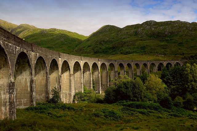 Walk of the Month: Glenginnan Viaduct