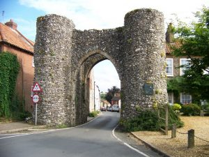 Walk of the Month - Castle Acre