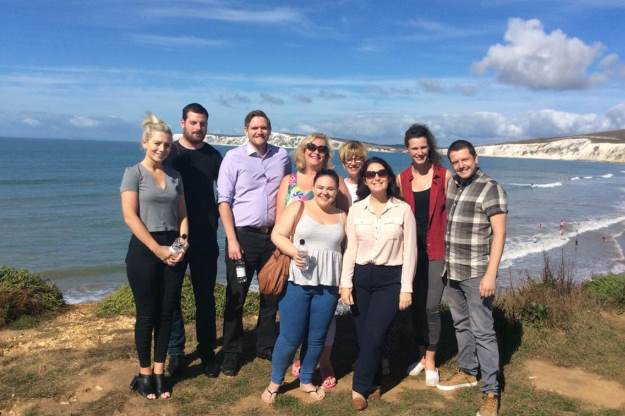 Sykes staff on Isle of Wight