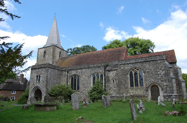 Walk of the Month: Pluckley Church