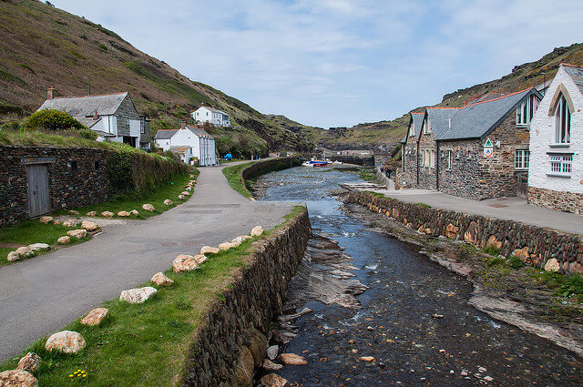 Boscastle by Gabrielle Ludlow is licensed under CC BY-ND 2.0