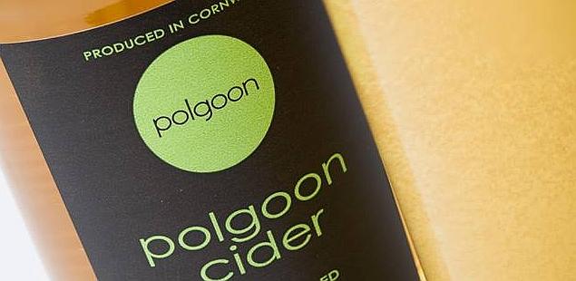 Polgoon cider bottle