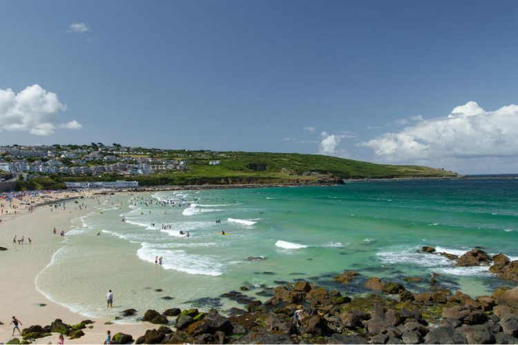 Our Guide To Beaches In St Ives Sykes Cottages