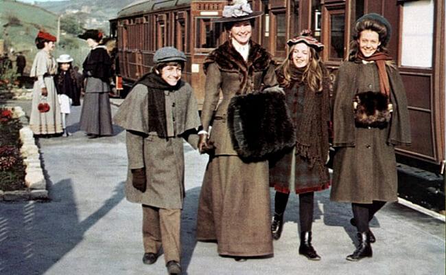 The Railway Children filmed in Yorkshire