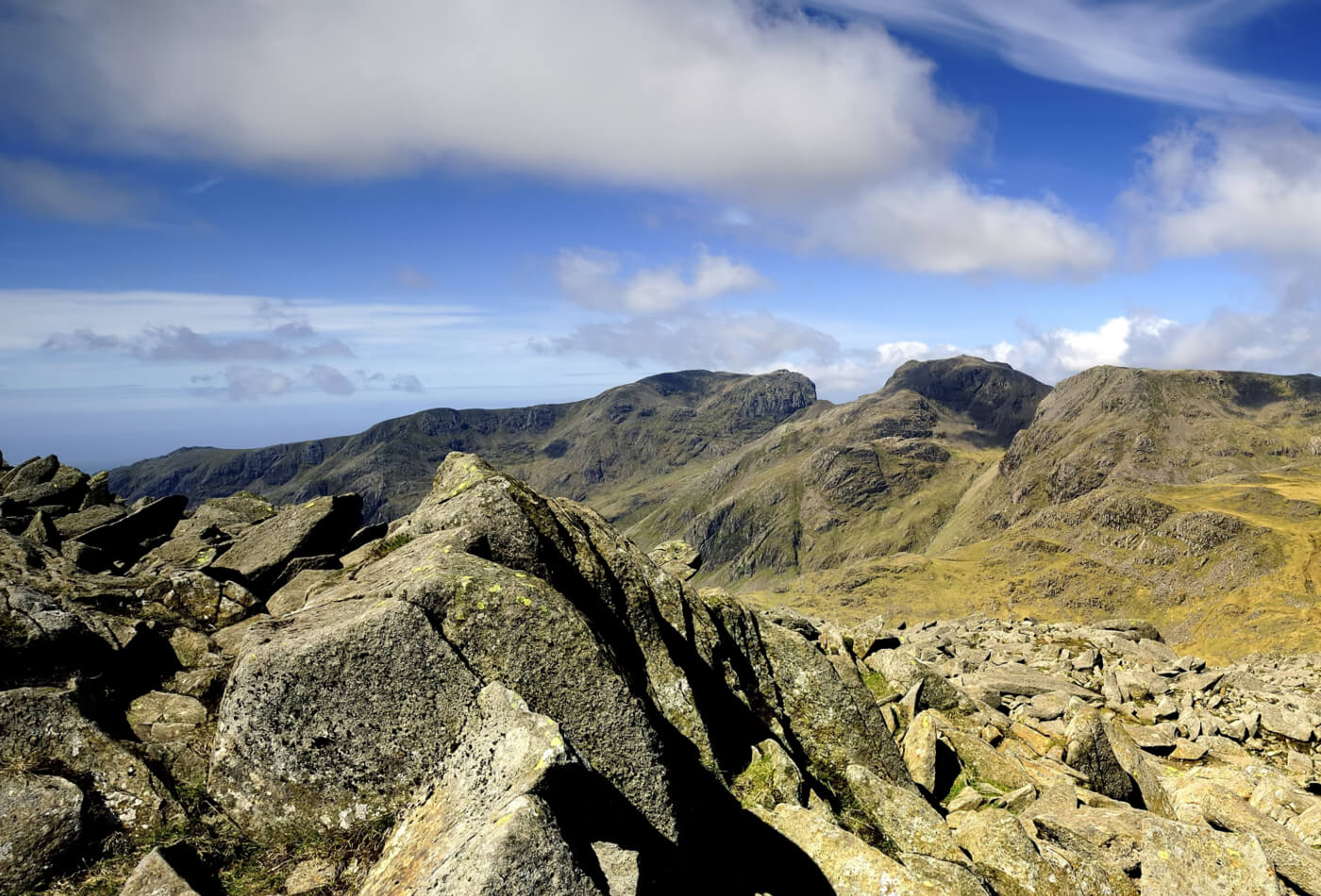 Full-Day Scafell Pike Guided Mountain Walk