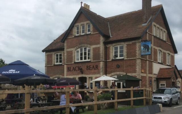 The Black Bear - Best pub in Wool - dorset