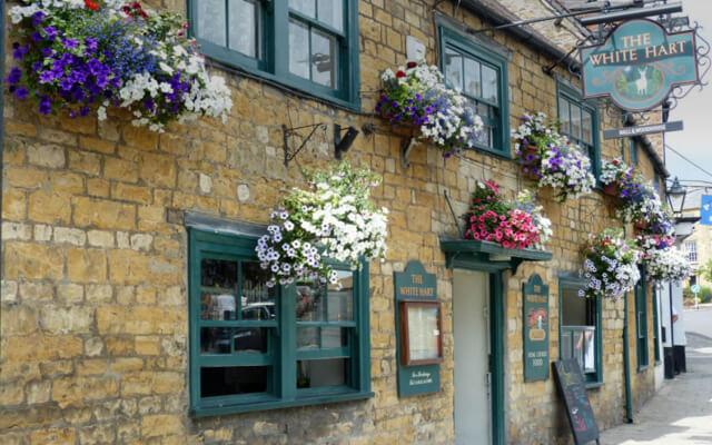The white hart - Best pub in sherborne - dorset