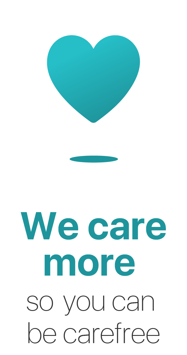 We Care More - Image